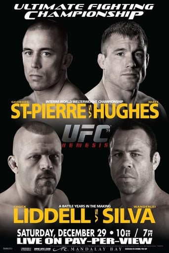 Poster of UFC 79: Nemesis