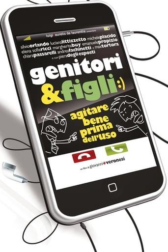 Poster of Genitori & figli:) - Agitare bene prima dell'uso