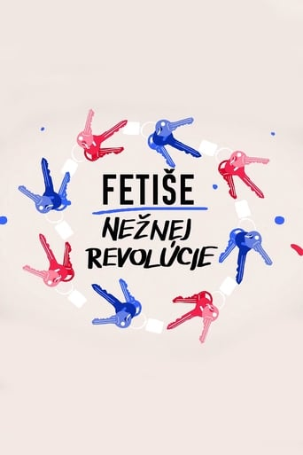 Poster of Fetiše Nežnej revolúcie
