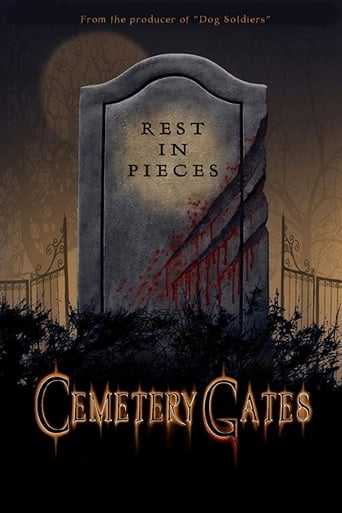 Poster of Cemetery Gates