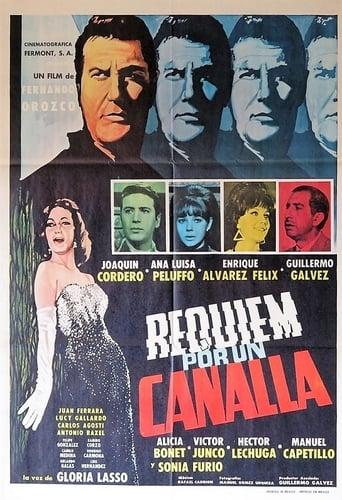 Poster of Requiem por un canalla