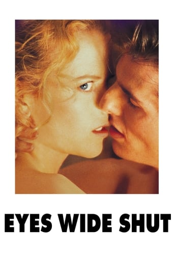 Poster of Eyes Wide Shut