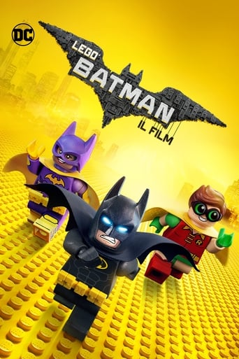 Poster of Lego Batman - Il film
