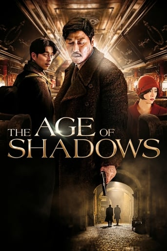Filmplakat von The Age of Shadows