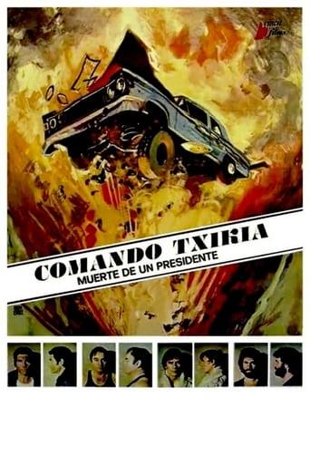 Poster of Comando Txikia: muerte de un presidente