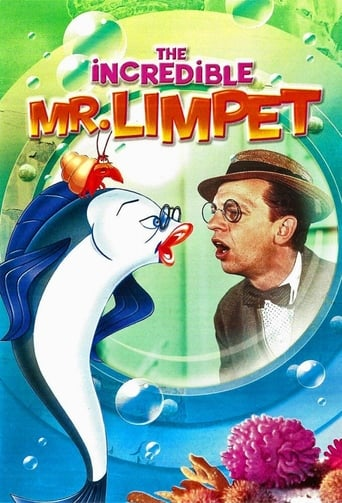 Poster of The Incredible Mr. Limpet