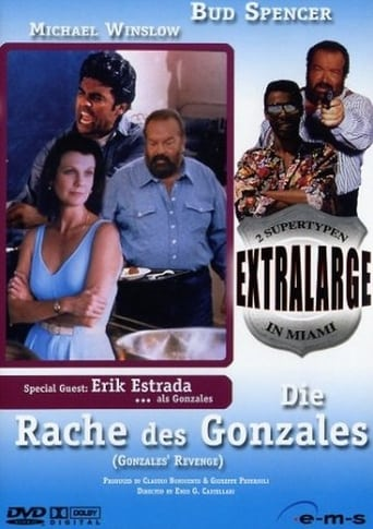 Poster of Extralarge: Gonzales' Revenge