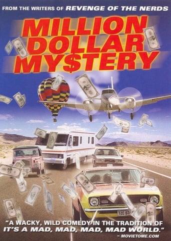 Poster of Million Dollar Mystery