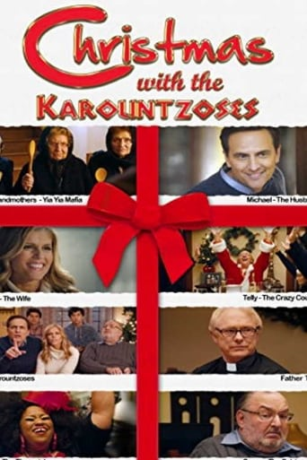 Poster of Christmas With the Karountzoses