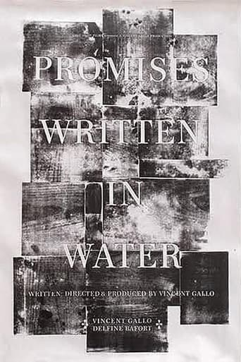 Poster of Promises Written in Water