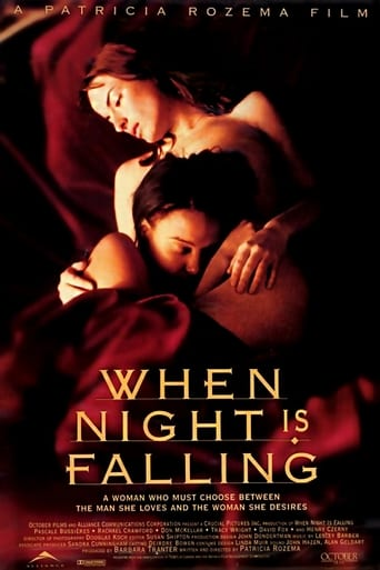 Poster of When Night Is Falling