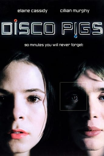 Poster of Disco Pigs