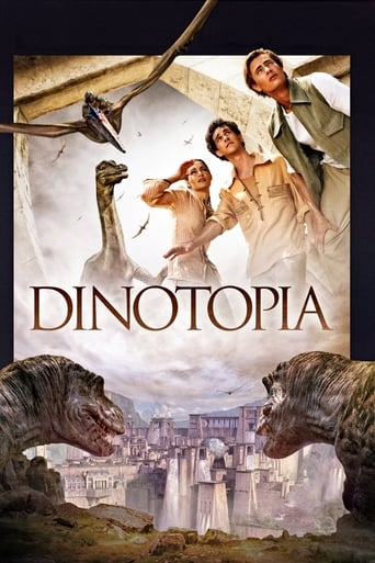 Poster of Dinotopia