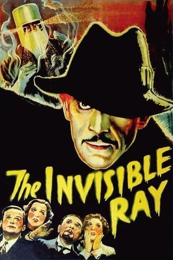 Poster of The Invisible Ray