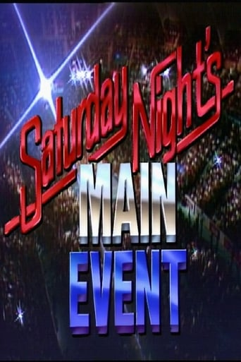 Poster of Saturday Night's Main Event