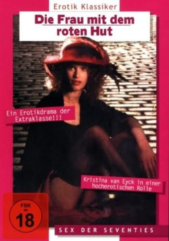 Poster of Woman with the Red Hat
