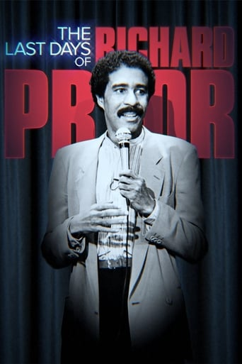 Poster of The Last Days of Richard Pryor