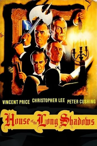 Poster of House of the Long Shadows