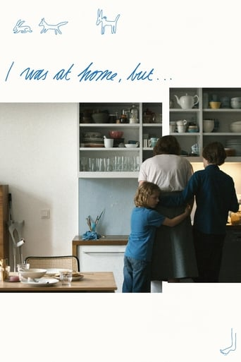Poster of I Was at Home, But...