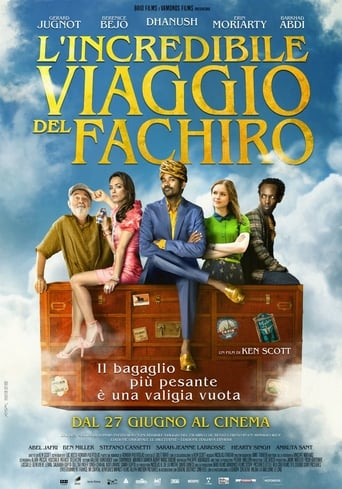 Poster of L'incredibile viaggio del fachiro