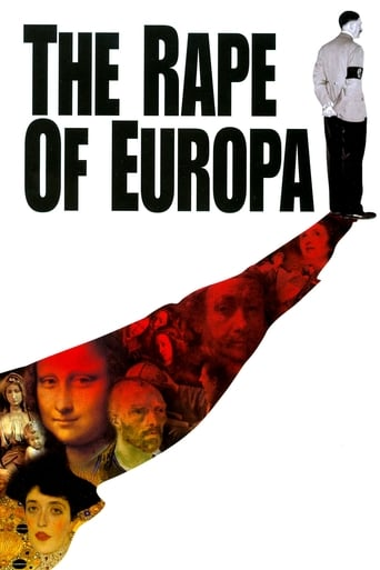 Poster of The Rape of Europa