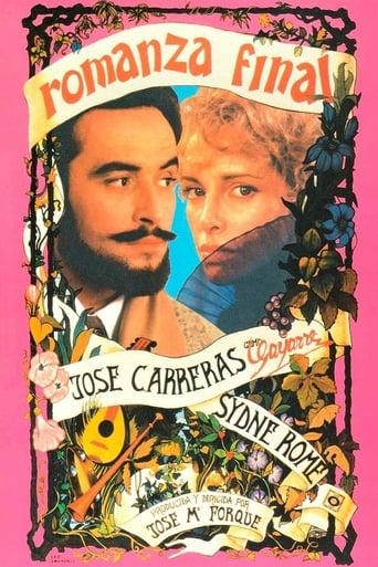 Poster of Romanza final (Gayarre)