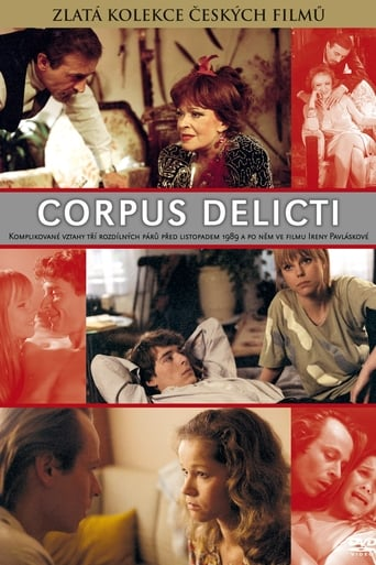 Poster of Corpus delicti