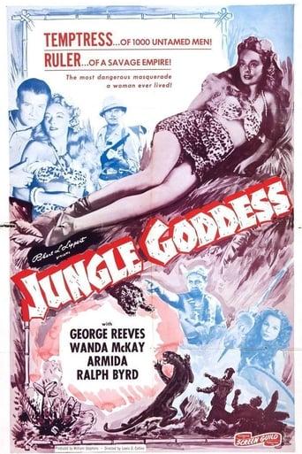 Poster of Jungle Goddess