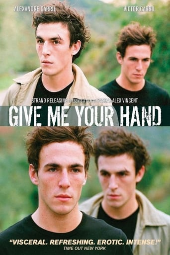 Poster of Give Me Your Hand