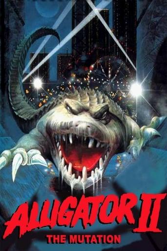 Poster of Alligator 2: The Mutation