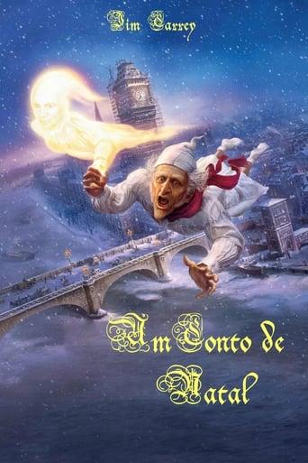 Os Fantasmas de Scrooge - Poster