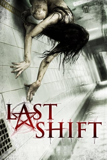 Poster of Last Shift