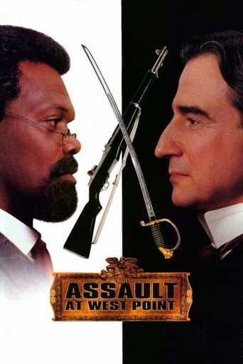 Poster of Assault at West Point: The Court-Martial of Johnson Whittaker