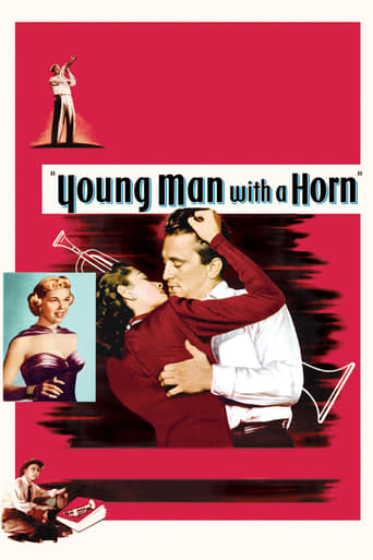 Poster of Young Man with a Horn
