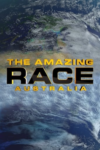 Poster of The Amazing Race Australia