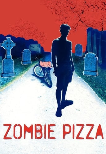 Poster of Zombie Pizza