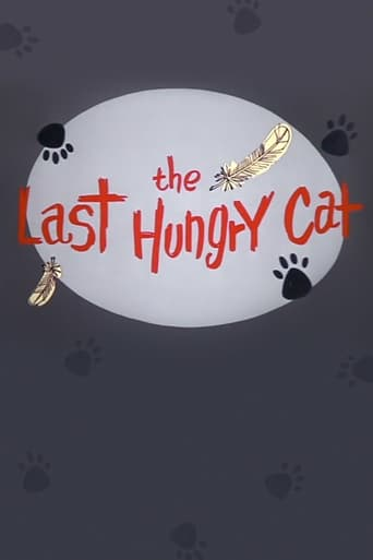 The Last Hungry Cat Poster