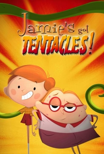 Poster of Jamie a des tentacules