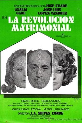 Poster of La revolución matrimonial