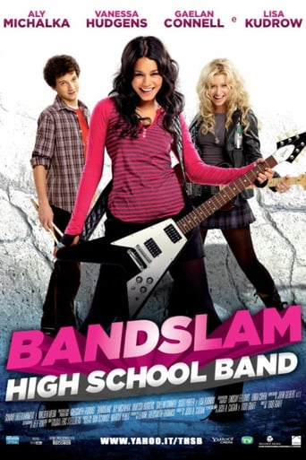 Poster of Bandslam - High School Band