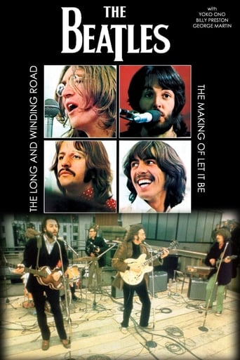 The Beatles: The Long and Winding Road poster