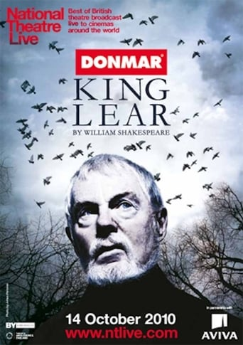 National Theatre Live: King Lear poster