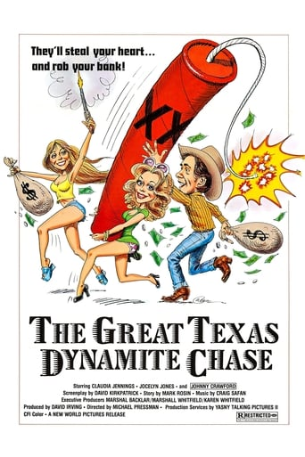 Poster of The Great Texas Dynamite Chase