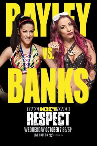 NXT TakeOver: Respect