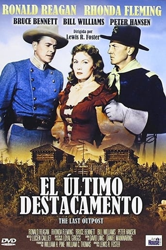 Poster of El último destacamento