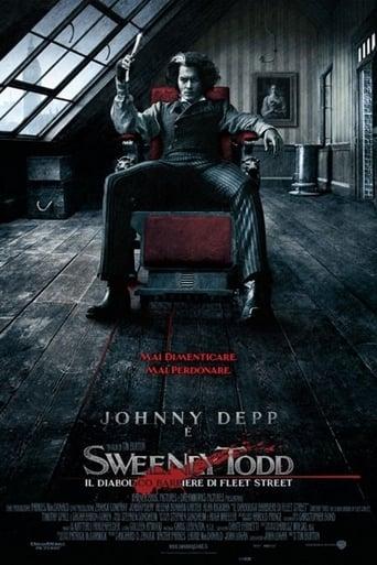 Poster of Sweeney Todd - Il diabolico barbiere di Fleet Street