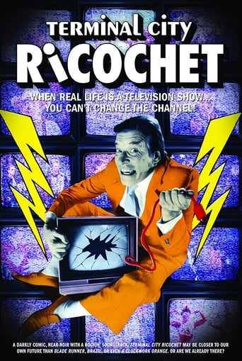 Poster of Terminal City Ricochet
