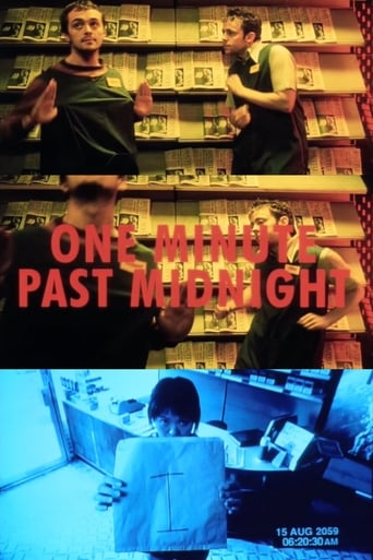Poster of One Minute Past Midnight