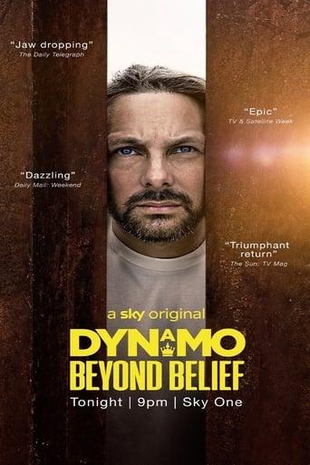 Poster of Dynamo: Beyond Belief