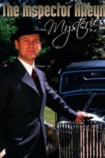Poster of The Inspector Alleyn Mysteries